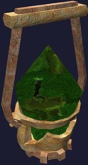 Tinkerer's Mining Lantern (Visible)