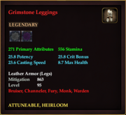 Grimstone Leggings