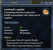 Overlord's omelet (Item)