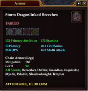 Storm Dragonlinked Breaches