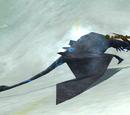 A drakonine guardian