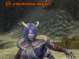 A mysterious attacker (Phantom Sea)
