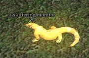 A skittering monitor