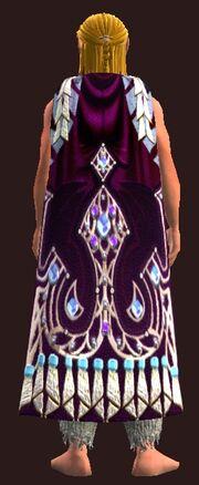 Cloak of the Master Jeweler worn