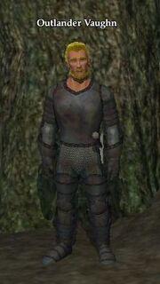 Outlander Vaughn