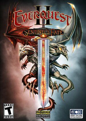 Sentinel's Fate Cover