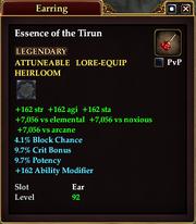 Essence of the Tirun