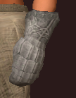 Fighter's Gauntlets (Equipped)
