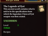 The Legends of Fyst
