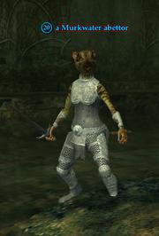 A Murkwater abettor