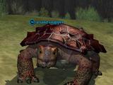 A sand snapper (Enchanted Lands)