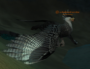 A shadowed servitor (Thundering Steppes)