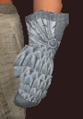 Dragoon's Gauntlets of Power (Equipped)