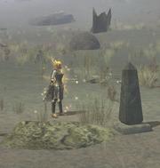 Firemyst Gully graves