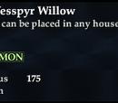 Frosty Vesspyr Willow