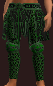 Leggings of the Primalist Nature (Equipped)