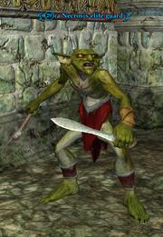 A Necrosis elite guard