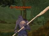 A Thulian bouncer
