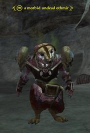 A morbid undead othmir