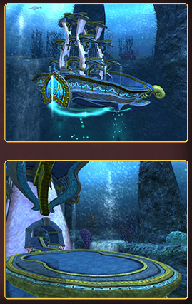 Deepwater Retreat (Prestige Home) | EverQuest 2 Wiki