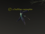 A Sullian corruptor