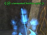 A tormented Serilian spirit (Kaladim)