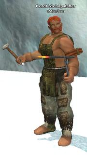 Cordt Metalpatcher