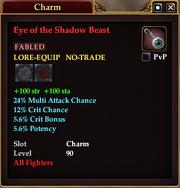 Eye of the Shadow Beast