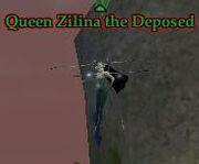 Queen Zilina the Deposed