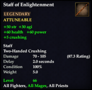 Staff of Enlightenment
