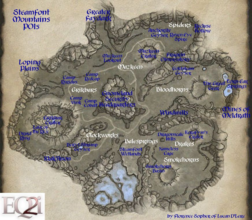 Category:Steamfont Mountains POIs | EverQuest 2 Wiki | FANDOM