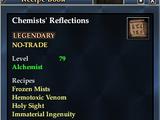 Chemists' Reflections