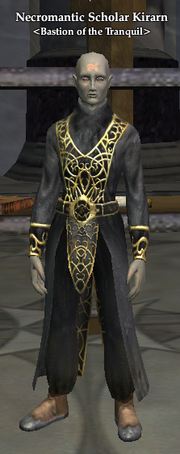 Necromantic Scholar Kirarn
