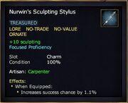 Nurwin's Sculpting Stylus
