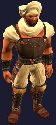 Replica- Master Thief Adham (Visible)
