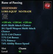 Rune of Passing