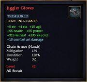 Jiggler Gloves