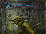 A Necrosis crone
