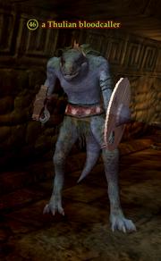 A Thulian bloodcaller