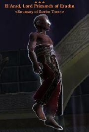 El'Arad, Lord Primarch of Erudin