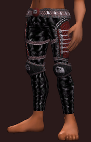 Hierophant's Leather Pants (Equipped)