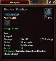 Hunter's Shortbow