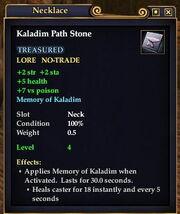 Kaladim Path Stone