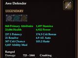 Awe Defender