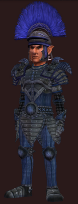 Exarch's Sanctified (Armor Set) (Visible, Male)