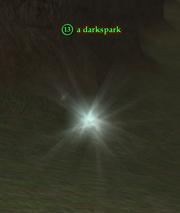 A darkspark