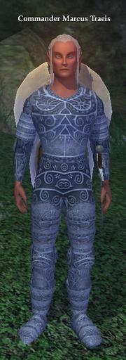 Commander Marcus Traeis
