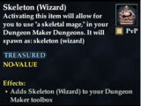 Skeleton (Wizard)