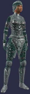 Mist Covered Set (Armor Set) (Visible, Female)