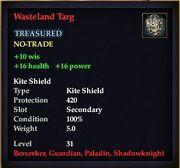 Wasteland Targ